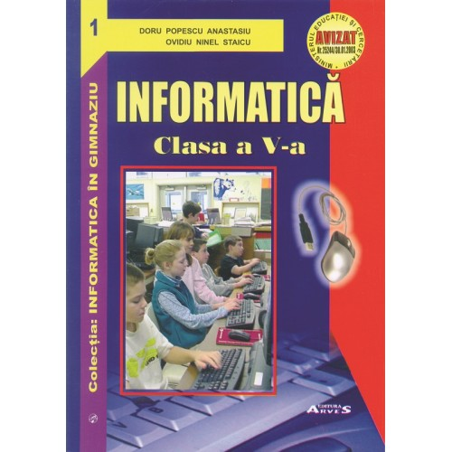 Informatica pentru  cls. a V-a