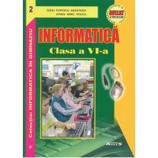 Informatica pentru  cls. a VI-a